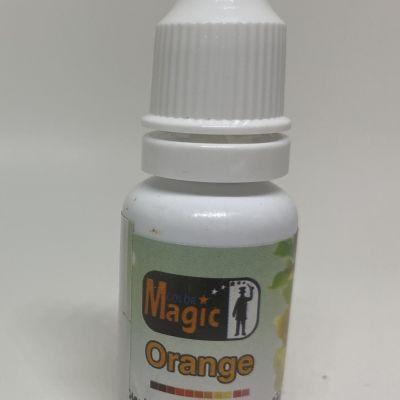 gel color orange 17ml