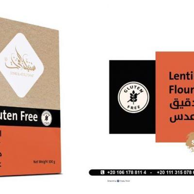 Lentil Flour 500 لقشة