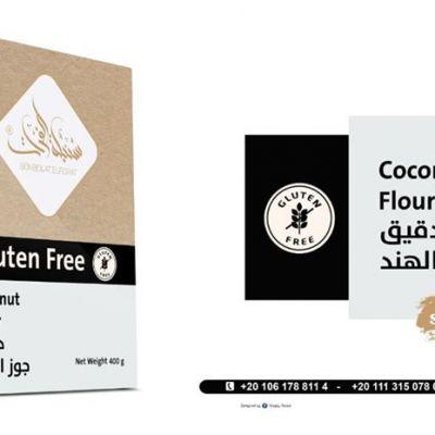 Coconut Flour 400 gram