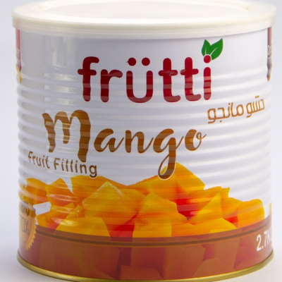 mango filling 2,8 kilo