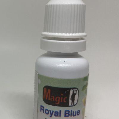 gel color royal blue 17ml