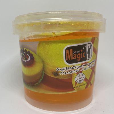 mirror glaze mango