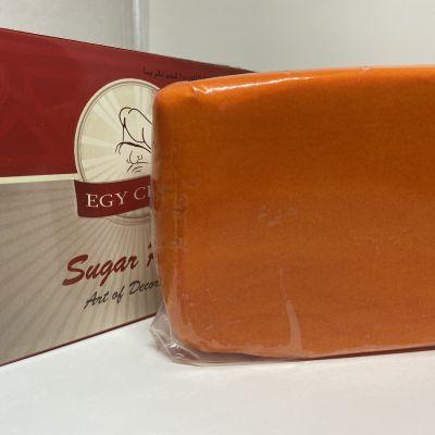 orange sugar paste 1 kilo