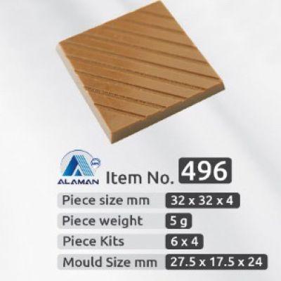 chocolate mold model 496