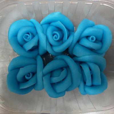 blue sky flower 6 pic